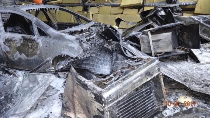 пожарная экспертиза автомобилей