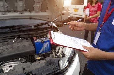 Заключение о техническом состоянии автомобиля для списания