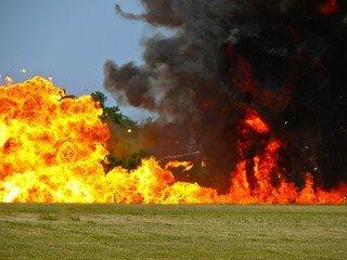 Основные этапы и документы при проведении расчета по оценке пожарного риска
