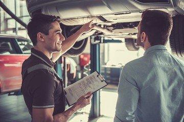 Как проводится экспертиза автомобиля после ДТП