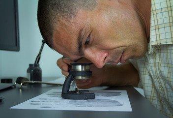 Методика проведения экспертизы почерка и подписи