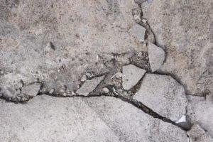 экспертиза трещин в бетоне