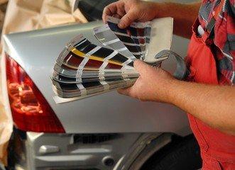 Экспертиза краски автомобиля