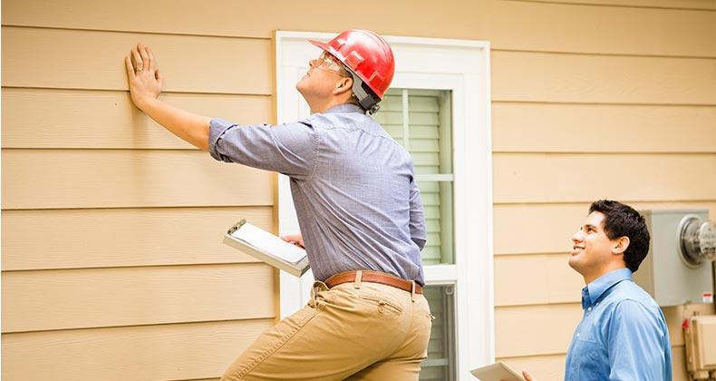 Оценка и обследование домов