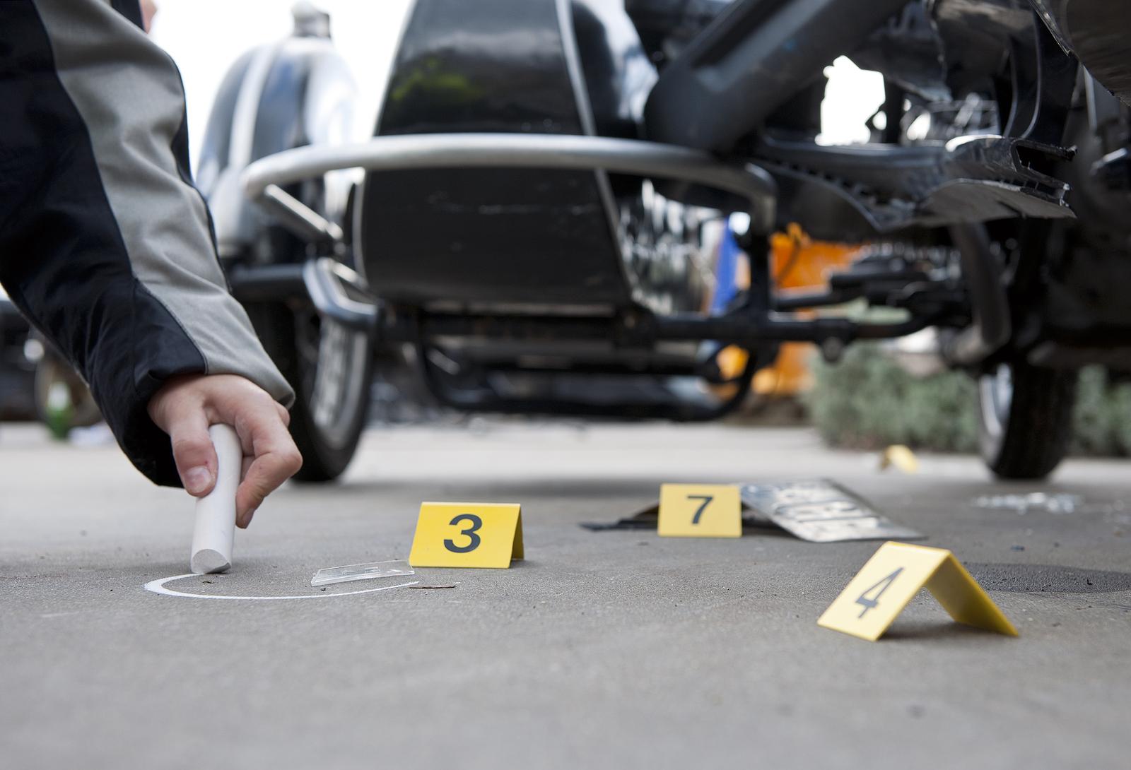 Криминалистическая характеристика ДТП