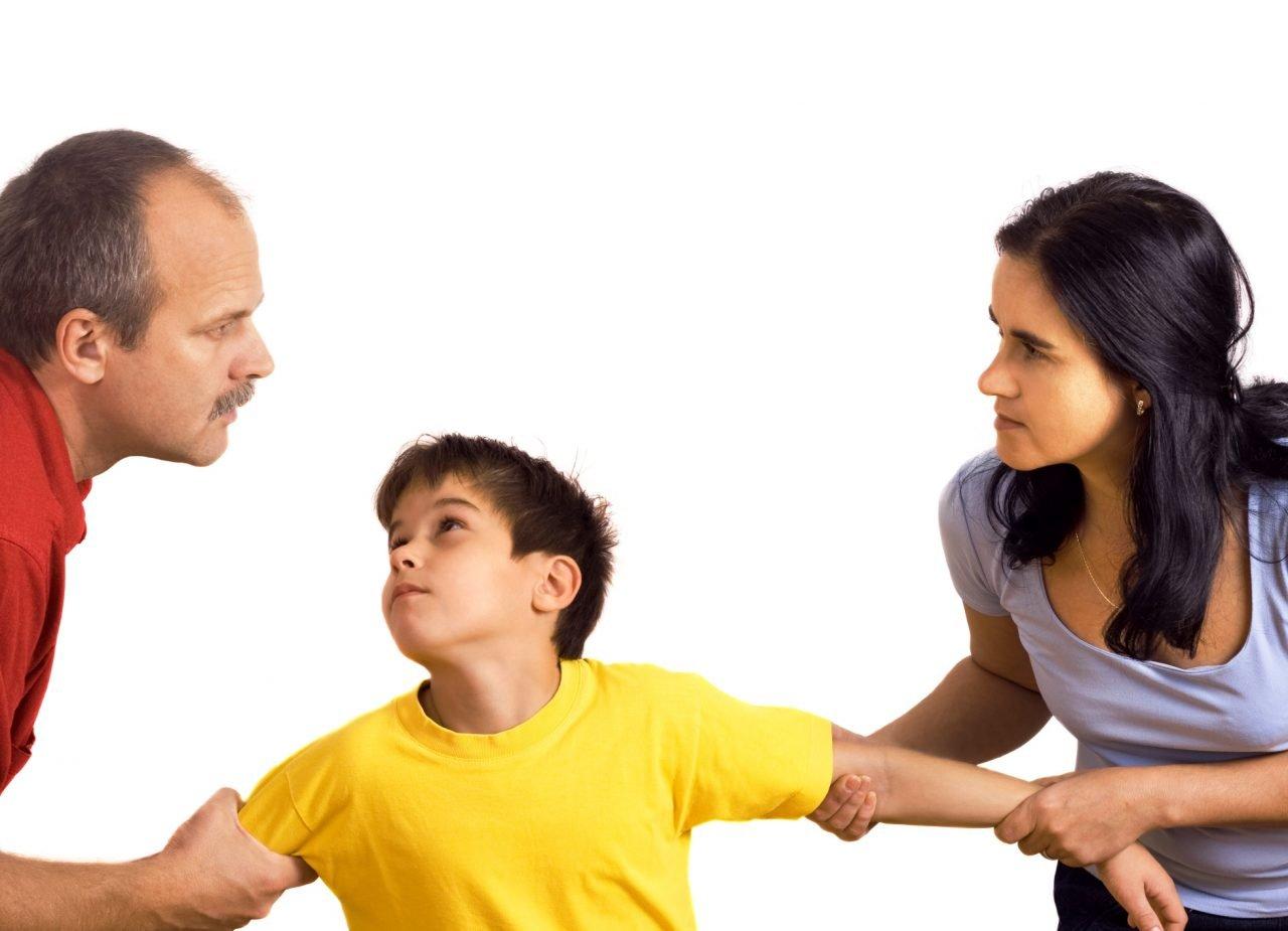Что нужно делать, чтобы определить место жительства ребёнка с отцом