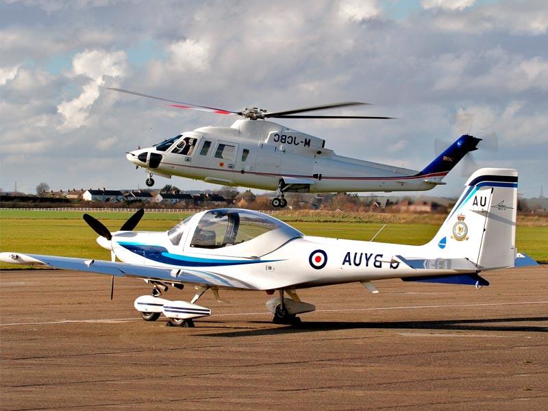 Оценка воздушного транспорта